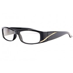 Lunettes loupe femme noires classe Maly anciennes collections divers