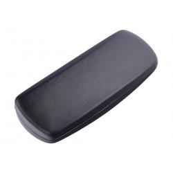 Cordon lunettes noir tresse en drisse