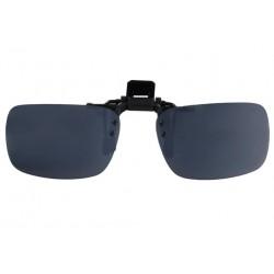 Clip Solaire surlunettes de soleil gris Facy Accessoires lunettes Loupea