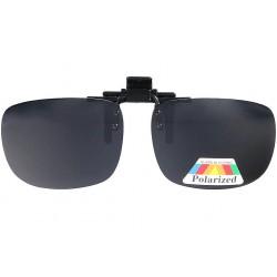 Clip Solaire Polarisé surlunettes de soleil gris Rik Accessoires lunettes Loupea