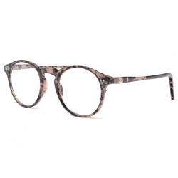 Lunettes loupe originales rondes beige ecaille Koff Lunette Loupe New Time