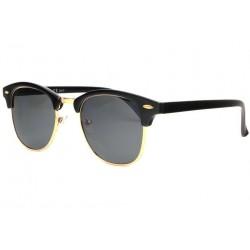 Lunettes de soleil Club vintage noir Arsty Lunettes de Soleil Eye Wear
