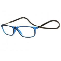 Lunettes loupe aimantees tour de cou bleues tendance Arry Lunette Loupe ProLoupe