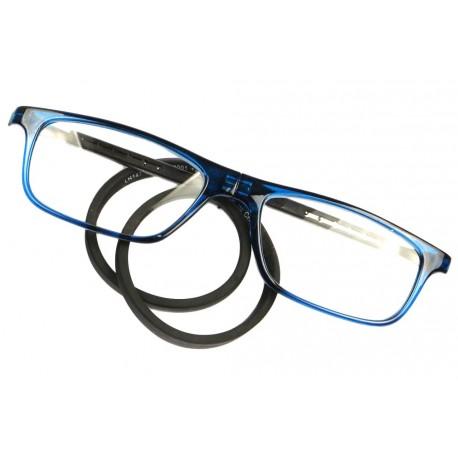 rencontrer vente chaude sur des coups de pieds de Lunettes loupe aimantees bleues, lunette lecture tour de cou ...