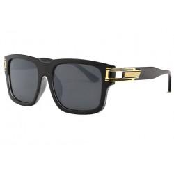 Grosses lunettes soleil Noires Tendance et Classe Kylak Lunettes de Soleil Spirit of Sun