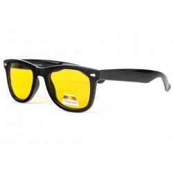 Lunettes jaunes de nuit et jour polarisantes pour conduite Tourny Accessoires lunettes SOLEYL