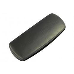 Etui lunette rigide gris argent tendance Sox Accessoires lunettes Loupea