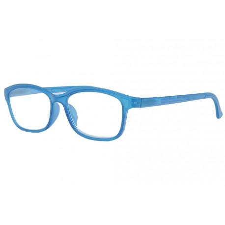 Lunettes de Lecture tendance bleues Melson