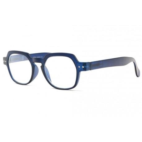 Lunettes loupe bleues tendance retro Luka Lunette Loupe New Time