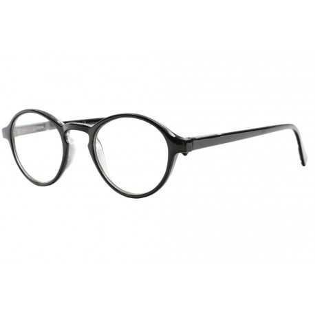 Lunettes loupe rondes noires tendance Soly Lunette Loupe New Time