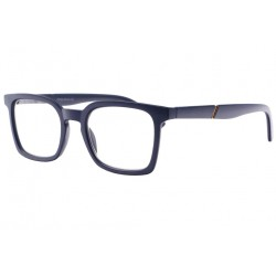Lunettes loupe bleu vintage rectangles Blake Lunette Loupe New Time