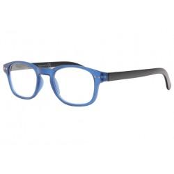 Lunettes de lecture bleues et noires fashion Asta Lunette Loupe New Time