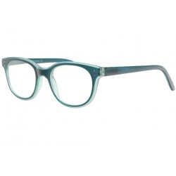 Lunettes loupe fantaisies bleu canard mode Geka Lunette Loupe New Time