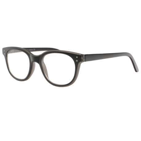 Lunettes loupe fantaisies noires mode Geka Lunette Loupe New Time