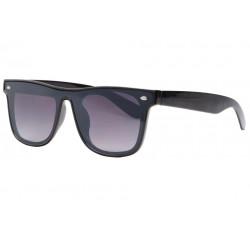 Lunettes de soleil Noires Fashion et Design Ben Lunettes de Soleil Eye Wear