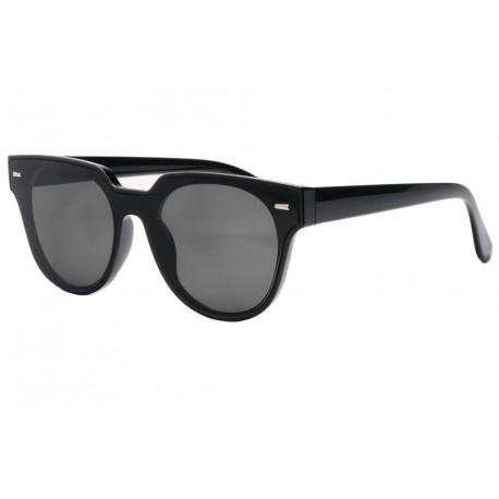 Lunettes de soleil Pantos noir Design Chic Bex Lunettes de Soleil Eye Wear