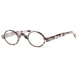 Petites lunettes loupe rondes marron vintage Verdi Lunette Loupe New Time
