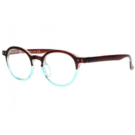 Lunettes loupe bleues et marrons tendances Sevyk Lunette Loupe New Time