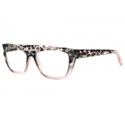 Lunettes de lecture femme roses leopard Evy Lunette Loupe New Time