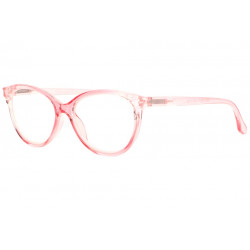 Lunettes loupe roses transparentes papillon Well Lunette Loupe New Time