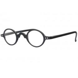 Petites lunettes loupe rondes noir mat vintage Cluny Lunette Loupe New Time