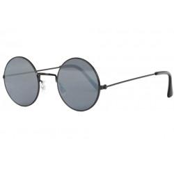 Petites lunettes de soleil rondes noires fashion Submy Lunettes de Soleil Eye Wear