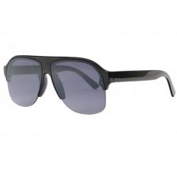 Grandes Lunettes de soleil Fashion Noires Design Feck Lunettes de Soleil Eye Wear