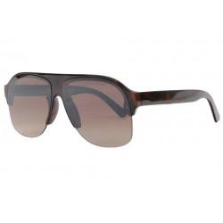 Grandes Lunettes de soleil Fashion Marrons Design Feck Lunettes de Soleil Eye Wear