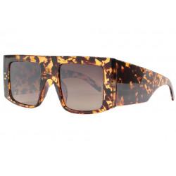 Grande lunette soleil Noire Fashion Brad