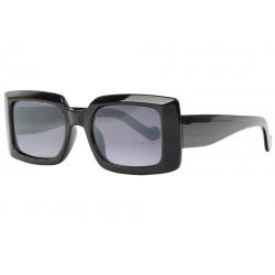 Grosses lunettes de soleil femme noires Tendance Nylla Lunettes de Soleil Spirit of Sun