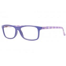 Lunettes loupe fantaisies violettes fashion Sury Lunette Loupe New Time