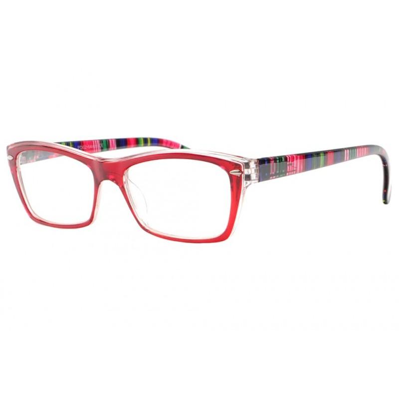 definition lunettes loupe femme