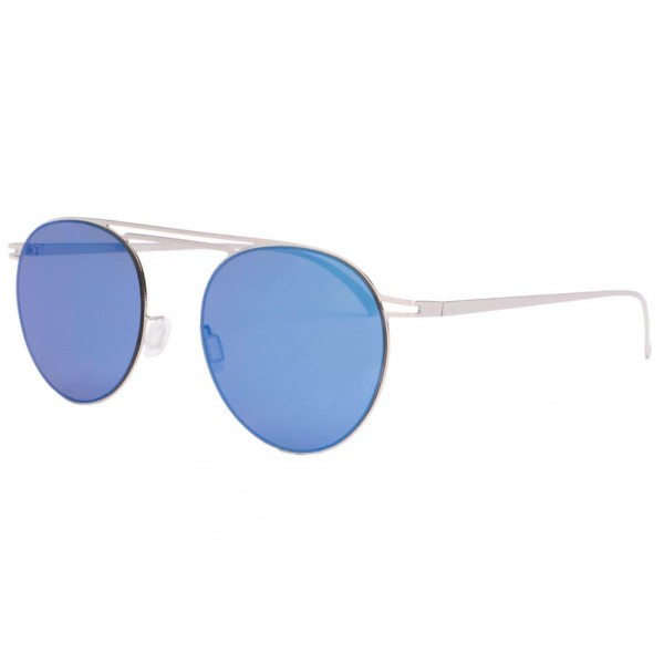669cab5373 ... lunettes soleil papillon ou œil de chat à la fine monture métallique  dorée ou argentée avec un pont en barrette fantaisie qui traverse la monture  pour ...